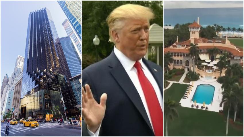 Donald Trump se muda a la Florida; mueve su residencia de Nueva York al condado de Palm Beach tras registrar un cambio de domicilio