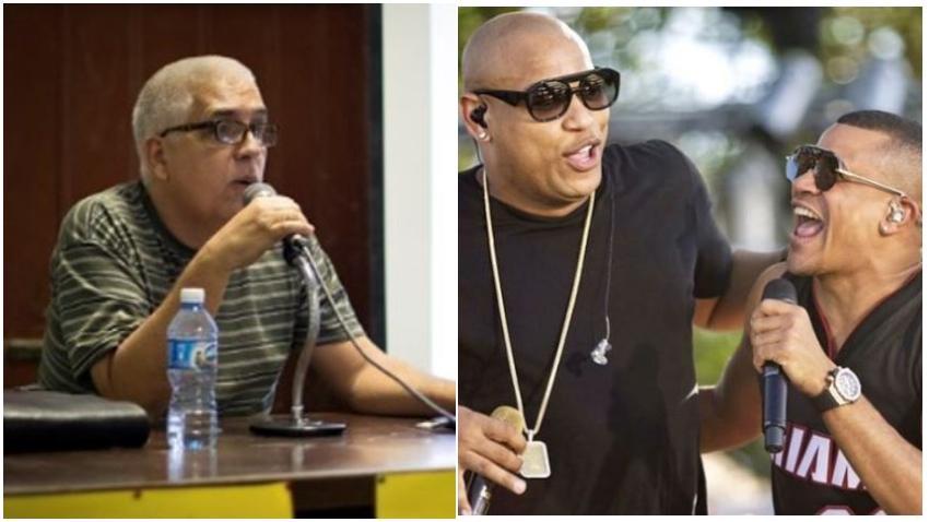 Viceministro de Cultura de Cuba sale en defensa de Gente de Zona