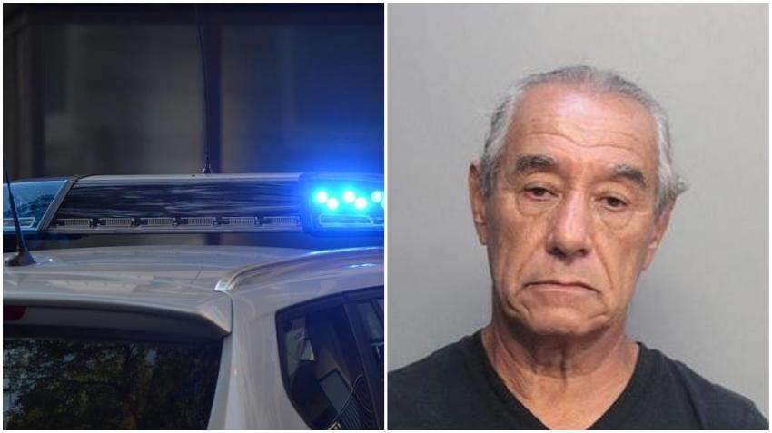 Un empleado de mantenimiento es acusado de violar a una señora de 66 años en su casa en Miami