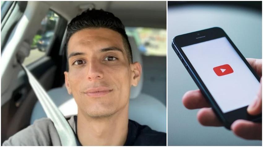 Polizón cubano Yunier García Duarte abre un canal de YouTube