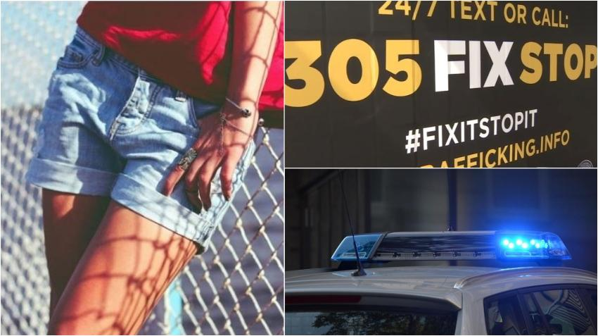 305-FIX-STOP la nueva línea para combatir el tráfico sexual en Miami