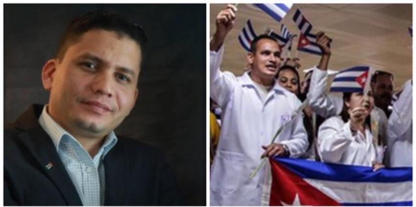 """Eliécer Ávila: Misiones del régimen en el extranjero son """"un acto de violencia y atentado"""" contra los médicos cubanos"""