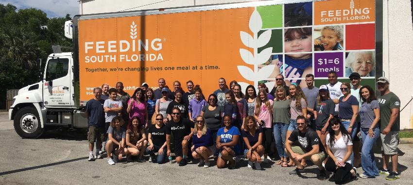 Feeding South Florida abre despensa para residentes más pobres de North Miami
