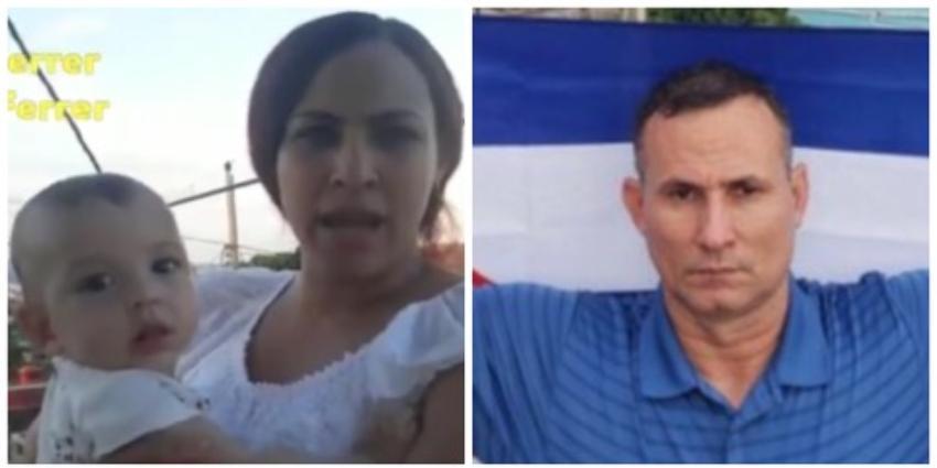 """La esposa de José Daniel Ferrer pide ayuda, el líder de la UNPACU """"está muy grave"""""""