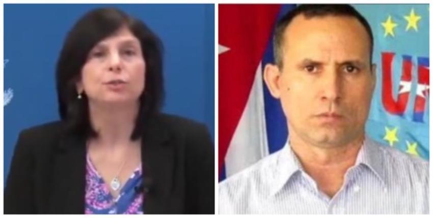 Encargada de Negocios de EEUU en Cuba condena enérgicamente la detención de José Daniel Ferrer y otros activistas