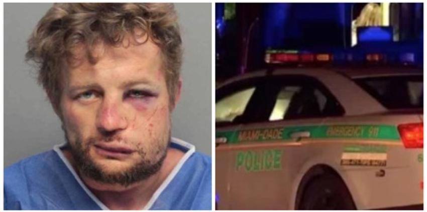 A la cárcel sujeto que atacó a un hombre que le abrió la puerta de su casa en Miami-Dade