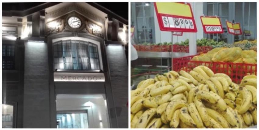 Abrió este sábado al público el histórico Mercado de Cuatro Caminos en La Habana