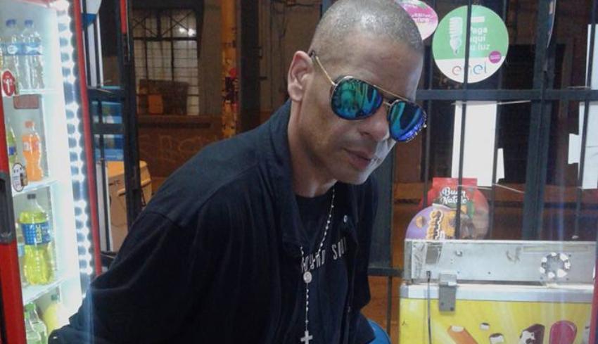 Regresó a la Isla este fin de semana el músico cubano Michel Maza