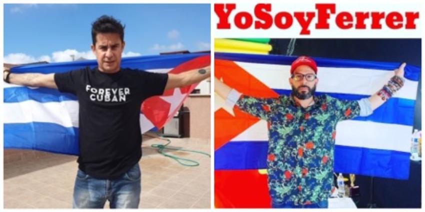 Actor Roberto San Martín y Alex Otaola se unen al Free Challenge para exigir la liberación de José Daniel Ferrer