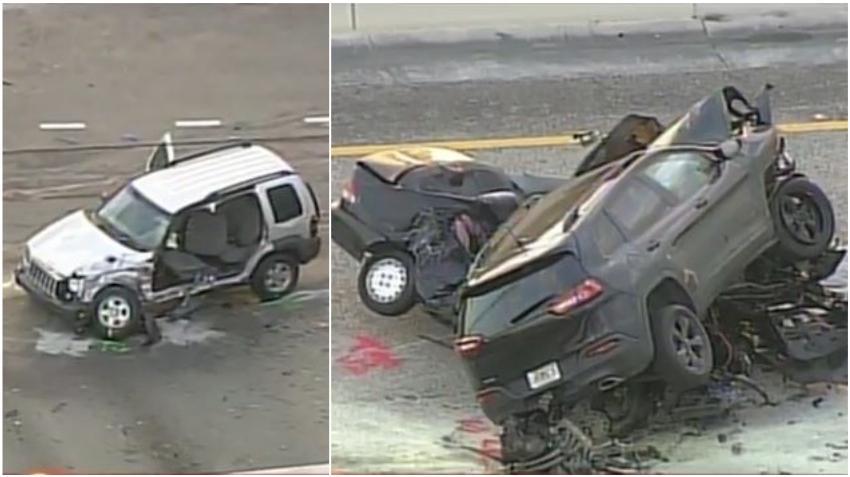 Cierran rampa a la I-95 tras accidente fatal cerca de Fort Lauderdale