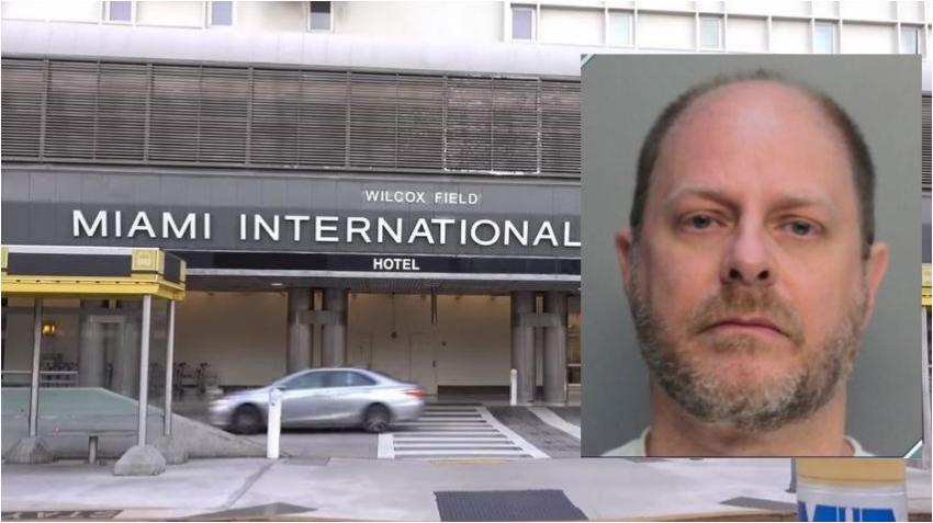 Arrestan a un hombre que intentaba viajar con un arma cargada en el Aeropuerto Internacional de Miami