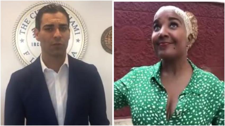 Alcalde de Miami declara a la cantante cubana Haila como persona non grata en la ciudad