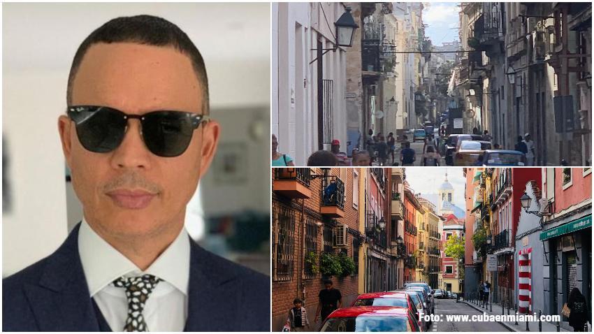 """Alexis Valdés opina sobre los 500 años de La Habana: """"La Habana cumple 500 y parece la abuela de Madrid que tiene miles"""""""
