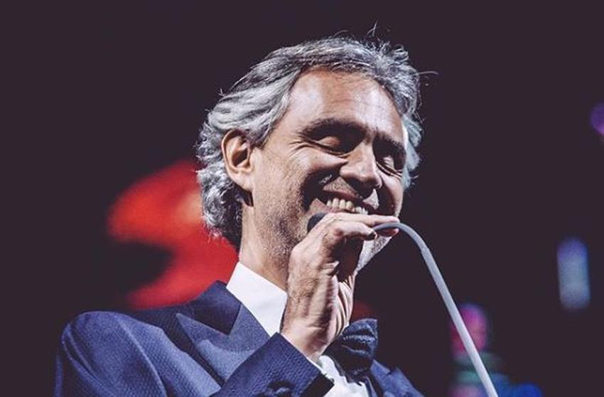 Andrea Bocelli cantará en Cuba por el aniversario 500 de La Habana
