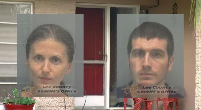 Ponen cargos de homicidio a una pareja en Cape Coral después que dejaron a su bebé morir de hambre