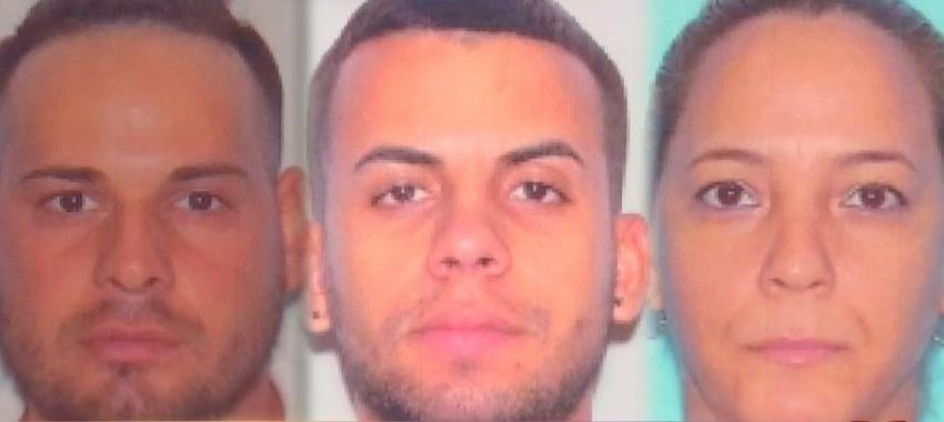 Arrestan a tres hispanos en Miami acusados de robo de correspondencia, tarjetas de crédito e identidad de varias personas