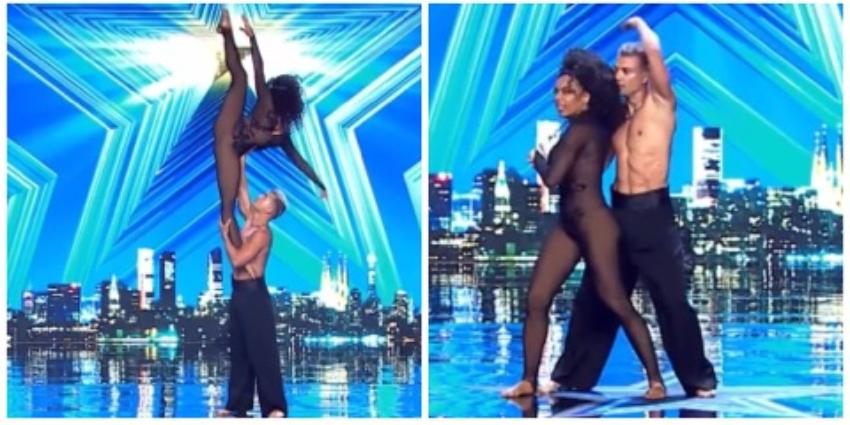 Cubanos encienden el escenario de Got Talent España con su espectáculo danzario