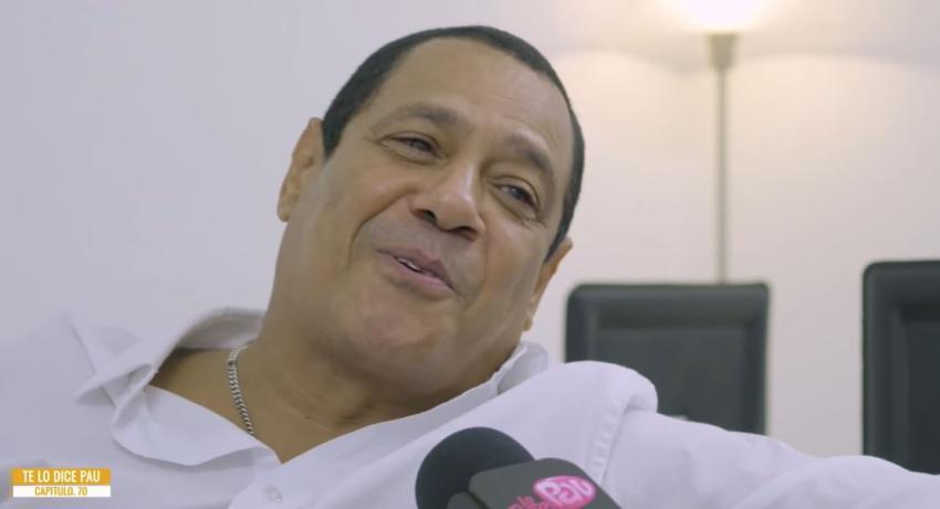 Actor cubano Bárbaro Marín,  feliz de trabajar una vez más en Cuba después de 10 años