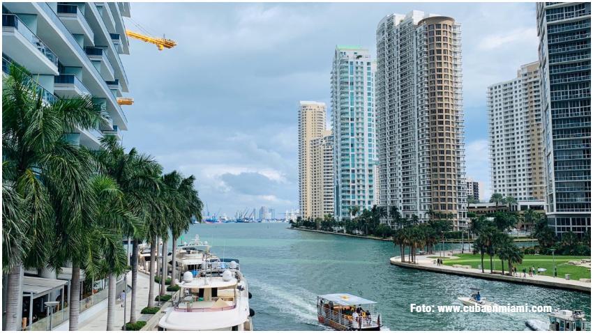 Florida resultó ser el estado al cual más personas se mudaron durante el 2019