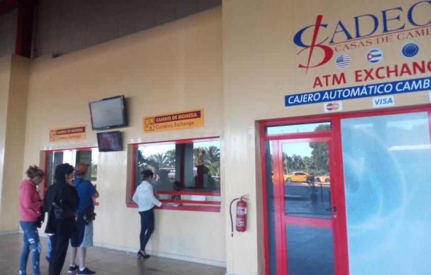 Aeropuerto de Varadero anuncia en su página de Facebook que aceptarán pesos en moneda nacional pero no CUC