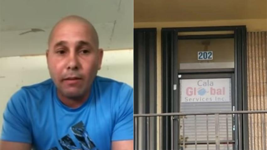 Cubano denuncia que una agencia de viajes de Miami le vendió en agosto pasajes para viajar a Cuba en diciembre y ahora le pide más dinero
