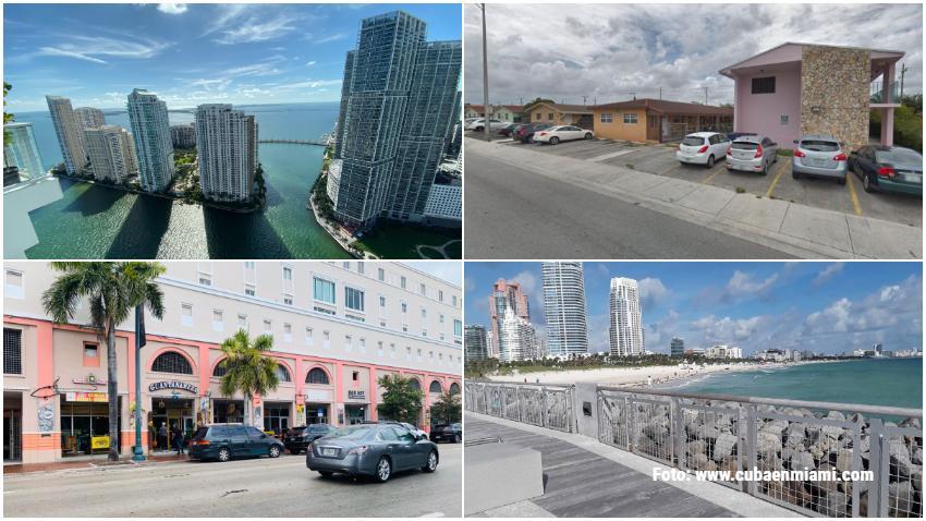 Ciudades y comunidades incluidas en Miami-Dade
