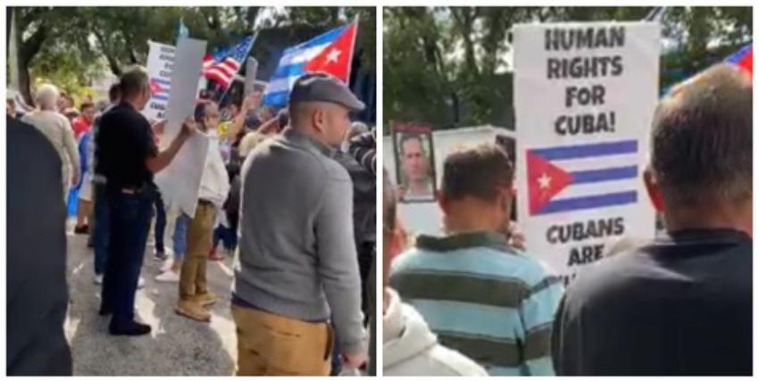 Cubanos en Miami se movilizan este domingo para pedir la libertad de José Daniel Ferrer y de todos los presos políticos