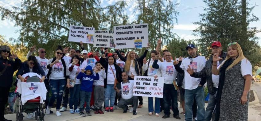 Convocan a una manifestación frente al Consulado cubano en Washington para exigir la liberación del líder opositor José Daniel Ferrer