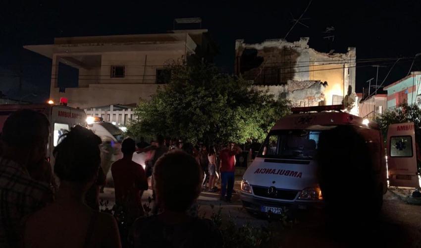 Muere una madre y su hija tras el derrumbe de una vivienda en Miramar