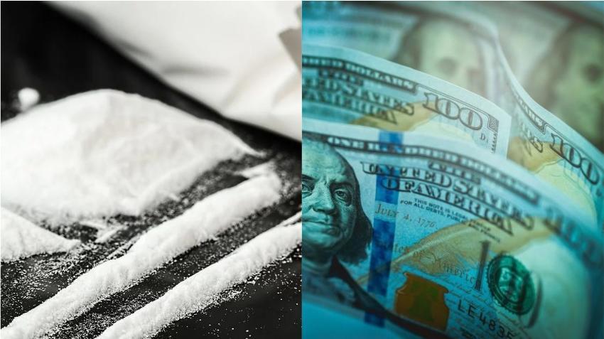 Policía encubierto arresta a dos hombres en Hialeah intentando comprar $50.000 dólares en cocaína