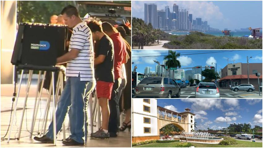 Departamento de elecciones en Miami-Dade ofrece trabajo con salario de $17 dólares la hora