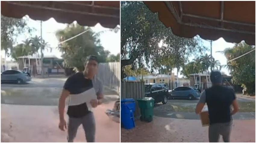 Reportan más robos de paquetes en portales del suroeste de Miami