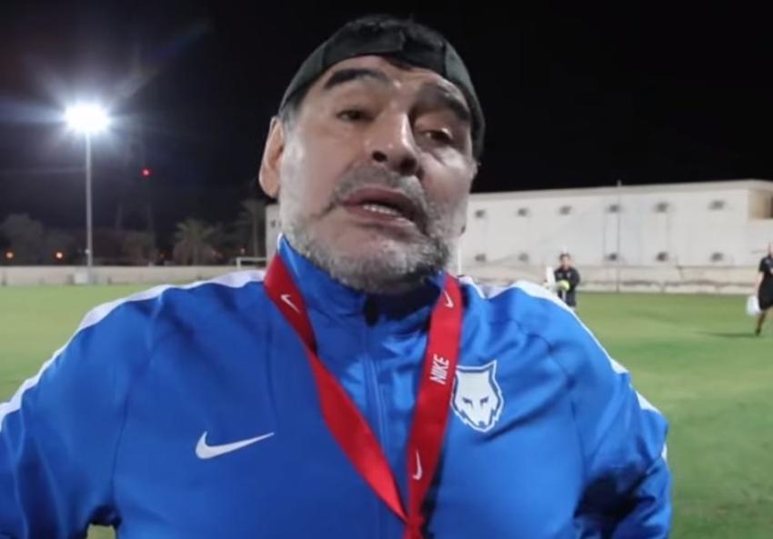 Muere Diego Maradona a sus 60 años