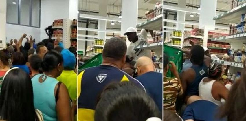 Pérdidas de alrededor de 7.000 CUC en la fallida apertura del Mercado de Cuatro Caminos en La Habana, reporta la prensa oficialista