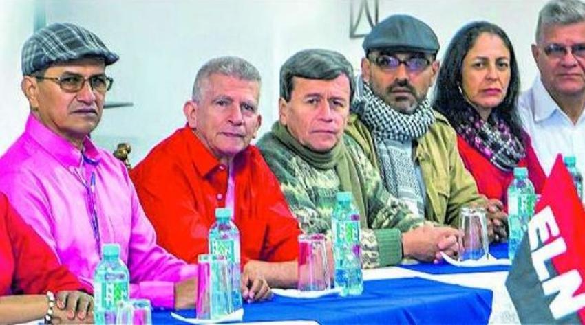 Informe anual sobre terrorismo del Departamento de Estado de EEUU resalta la presencia de los líderes del ELN en Cuba