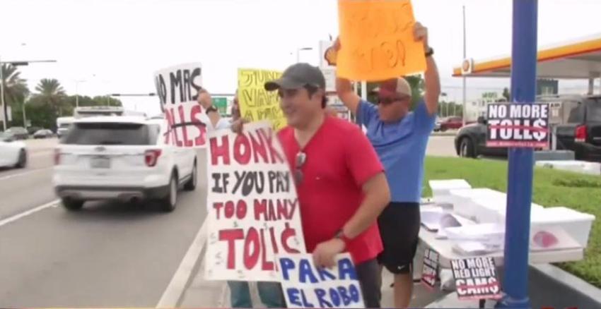 Buscan eliminar las vías express y los tolls en el Palmetto Expressway