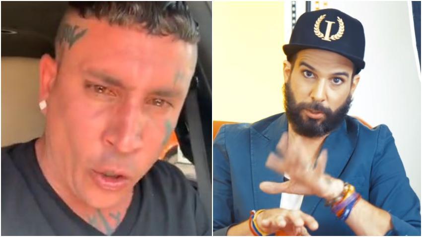 Osmani García repite ofensas e insultos homófobos contra el presentador cubano Alexander Otaola