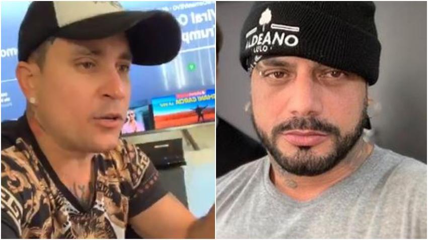"""Osmani García lanza su respuesta """"musical""""contra Aldo El Aldeano"""