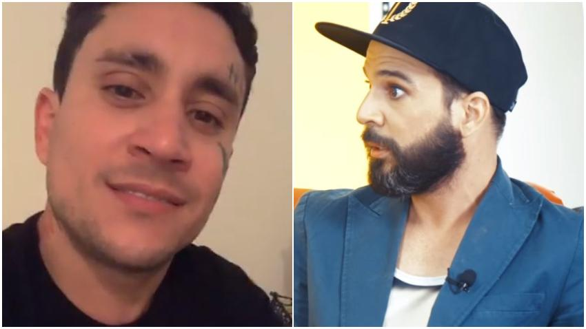 Osmani García vuelve a la carga contra Otaola y le dedica insultos homófobos al presentador cubano
