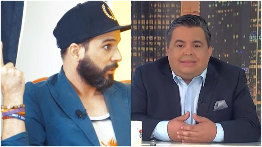 Otaola le dice a Carlucho que es la última vez que habla de él en su programa y lo acusa de engancharse para coger ratings