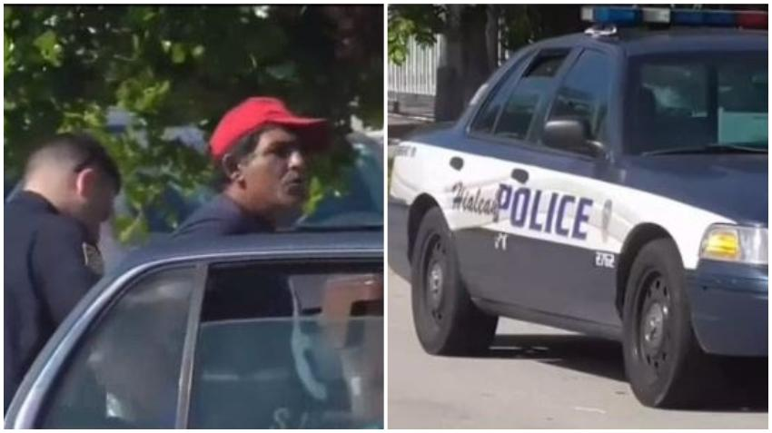 Un hombre es arrestado como sospechoso de robar pollos en una iglesia de Hialeah