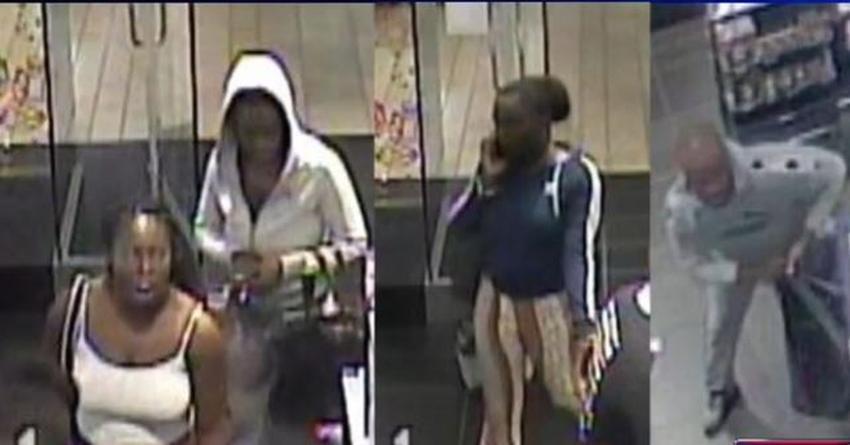 Policía busca a sospechosos de robo de más de $16.000 en tienda Sephora en el Miami International Mall