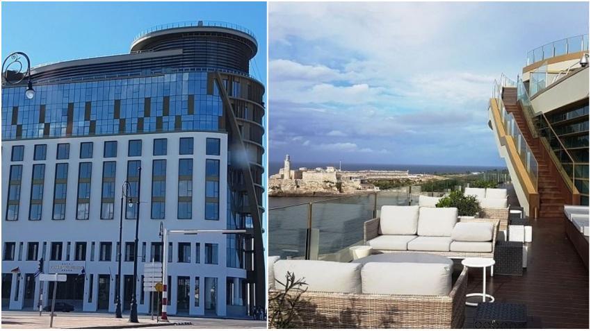 En medio de la crisis de la vivienda, Raúl y Díaz-Canel estrenan otro hotel 5 Estrellas Plus en La Habana: el SO Paseo del Prado