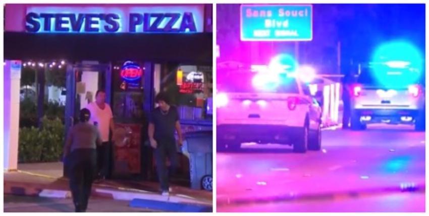 Segundo tiroteo en menos de una semana cerca del popular Steve's Pizza en Miami