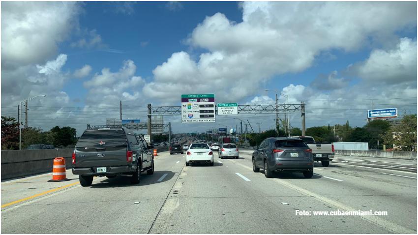 Petición para eliminar los Tolls en Miami-Dade llega a la plataforma Change .org