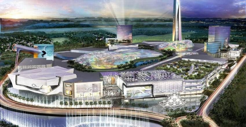 En 2025 abrirá sus puertas el American Dream Miami, el mayor centro comercial de Estados Unidos