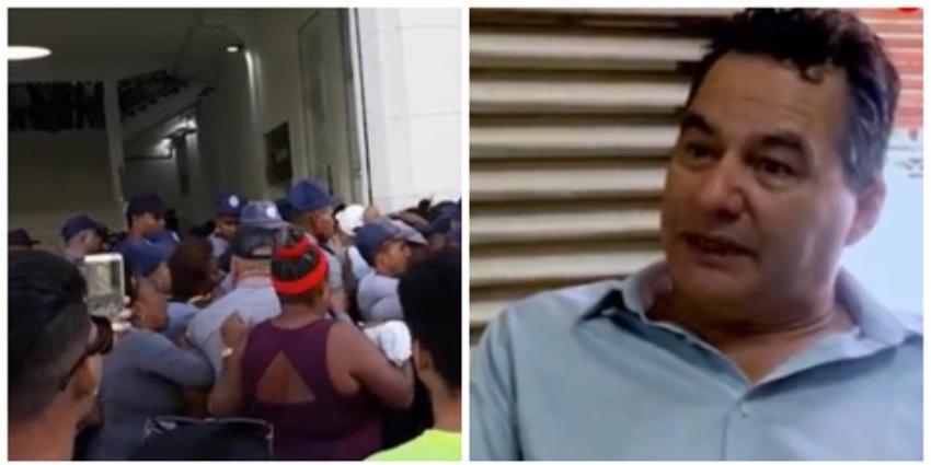 Escritor y opositor cubano Ángel Santiesteban dice estar convencido de que las redes sociales derrocarán al régimen