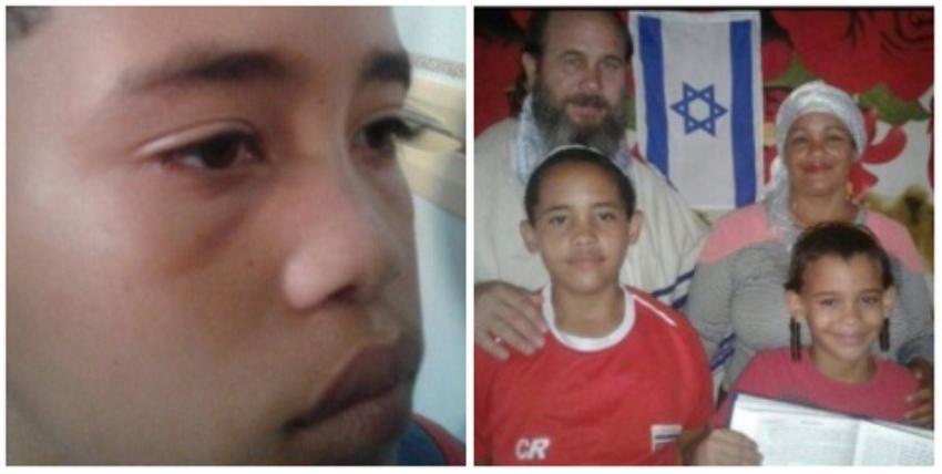 Hijos de funcionarios del régimen golpean a un niño en una secundaria en Camagüey por ser judío