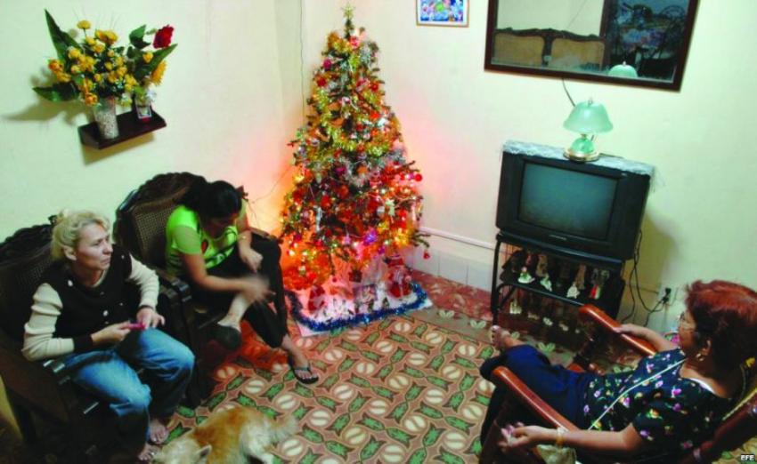 """La Iglesia Católica de Cuba le dice al pueblo que la Navidad """"es un tiempo de esperanza""""y fe en Dios """"que todo lo puede"""""""