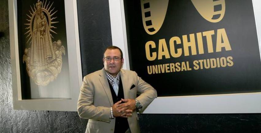 Tony Cortés inaugura nuevos estudios de cine y televisión en Miami